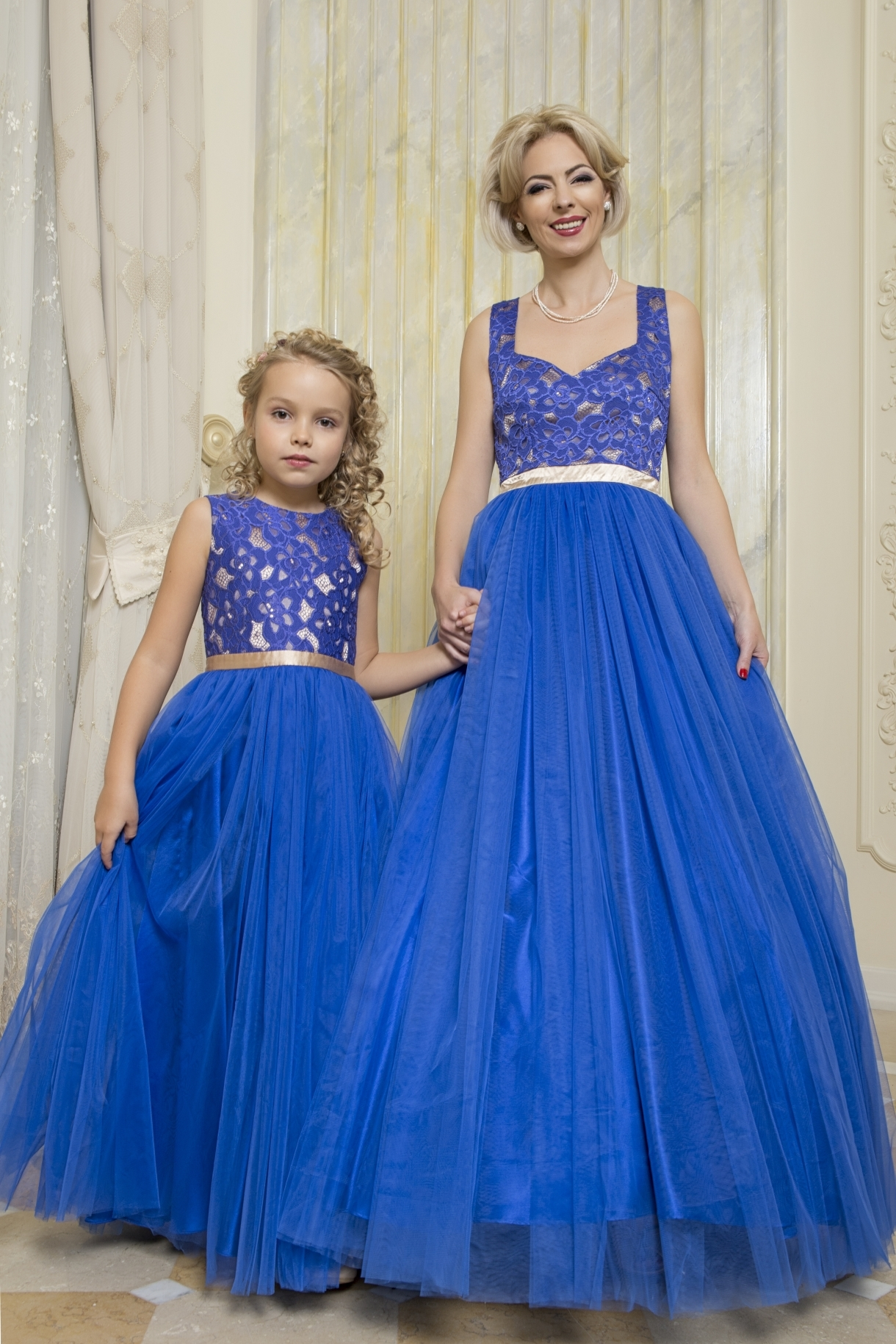 Rochii Mama Fiica De La Family Fashion By Luiza Willems